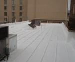 Metal Roof After Repair
