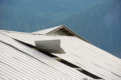 Metal Roof Repair, Charlotte, NC