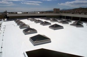 Roof Coating, Charlotte, NC