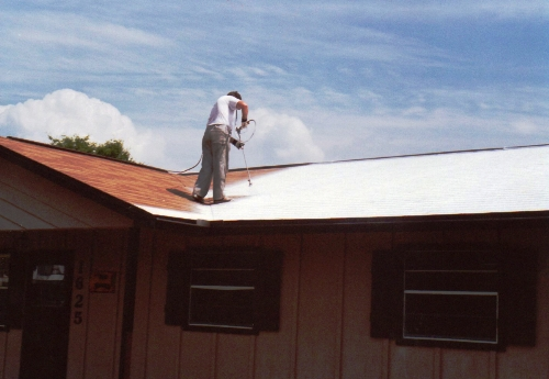 The Advantages Of Solar Reflective Roof Coating Race