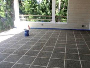 Deck Waterproofing in Lake Norman, North Carolina