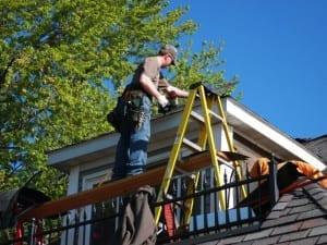 Roof Repair in Huntersville, North Carolina