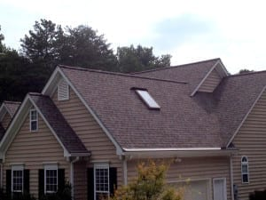 Shingle Roof Repair, Lake Norman, NC