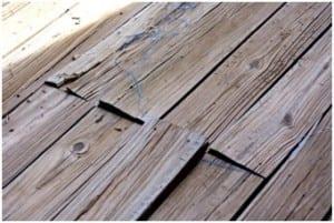 Want To Avoid Warping Consider Deck Waterproofing Race