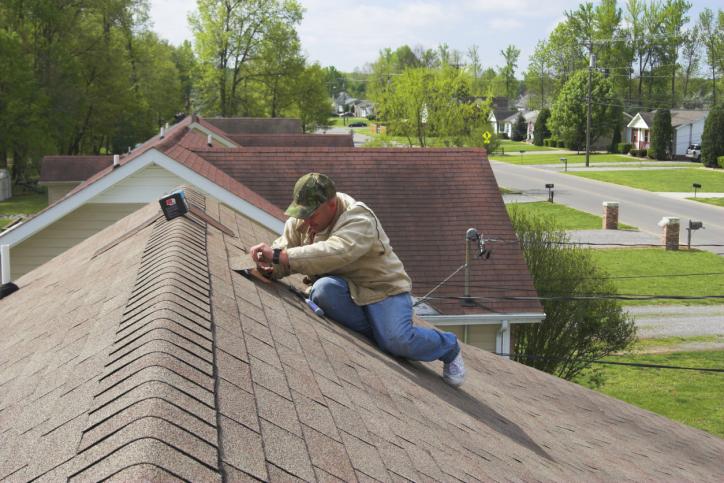 Shingle Roof Repair, Gastonia, NC