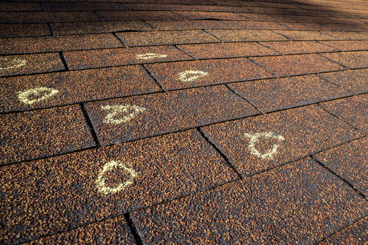 Been Through a Hail Storm? Indicators You Need Hail Storm Damage Roof Repair