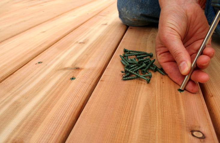 High-Quality Deck Services Implement Elements of Successful Decorative Deck Design