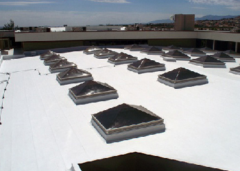 Roof Coating in Mooresville, North Carolina