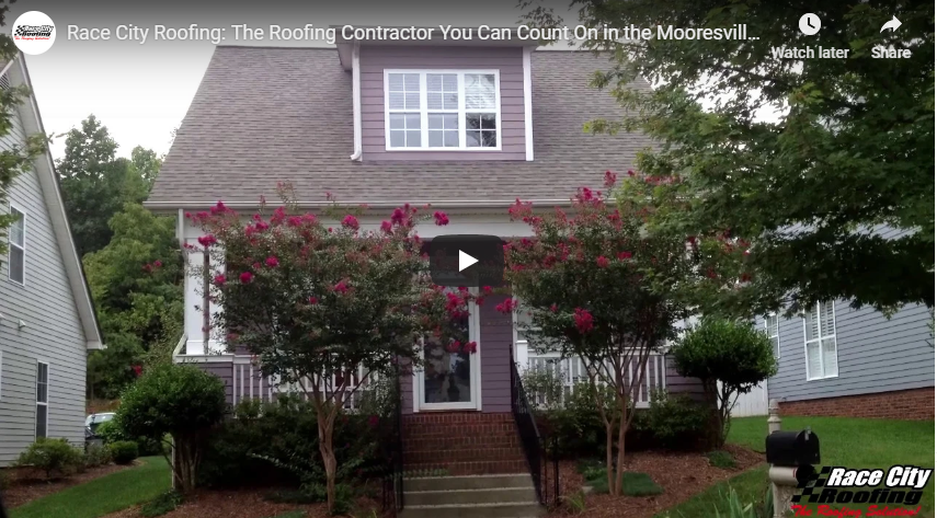 Race City Roofing: Your Trusted Roofing Contractor for All of Your Roofing Needs in Mooresville, NC