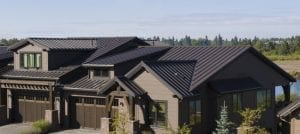 Metal roofs have become very popular in recent years