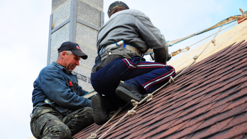 know that your home requires roof repair