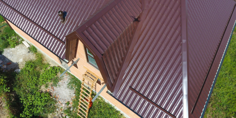 Metal roofing is a great choice for people
