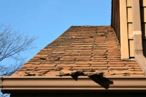 you will want to call for roof repairs