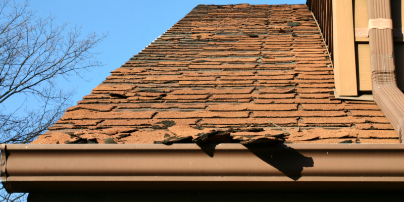 Call for roof repairs when you have a storm-damaged roof