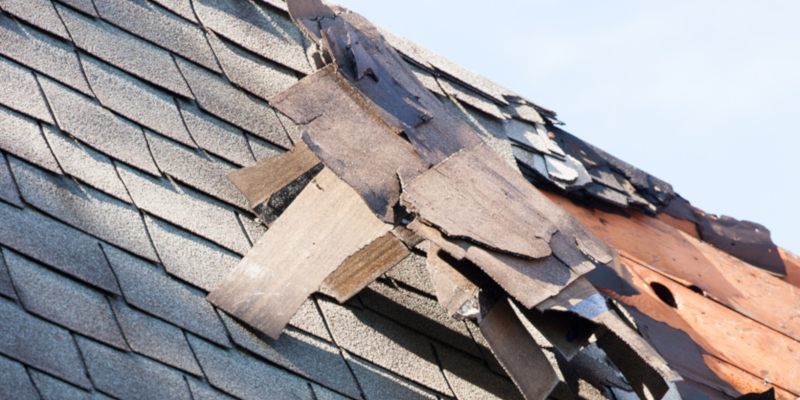 get emergency roofing services before other damage occurs.